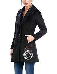 Desigual ABRIG_BLACKVILLE-Abrigo Mujer