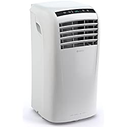 Olimpia Splendid 01799 Dolceclima Compact 8 - Climatizador Portátil 8.000 BTU, 2100 W, [Clase de eficiencia energética A]