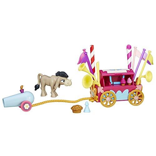 ttle Pony - Freundschaft ist Magie - Willkommenswagen Spielset ()
