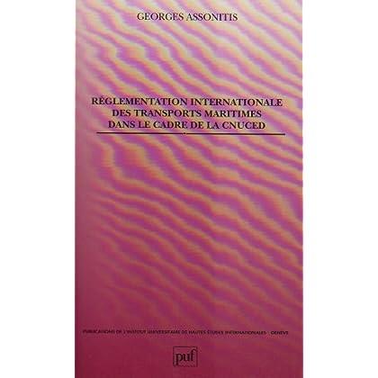 Réglementation internationale des transports maritime, 1re édition