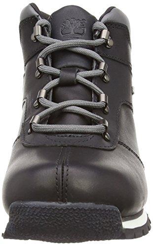 Timberland Splitrock 2, Baskets mode garçon Noir (Black)