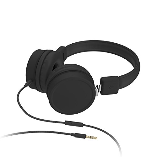 KitSound Brooklyn On-ear Black
