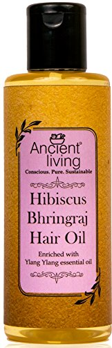 Ancient Living Hibiscus & Bhringraj Hair oil -200ml  available at amazon for Rs.319