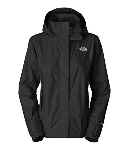The North Face Damen Hardshelljacke Resolve, tnf black, M, T0AQBJJK3 (Outdoor-jacke Absolute)