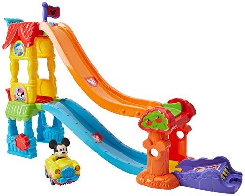 VTech 511803 Sonnez Pilotes Disney Happy House, Multi