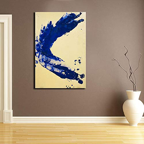 Leinwanddruck Impressionen Kunst Malerei PrinzessinModerne Ölgemälde Leinwand Drucken Wandkunst Bild Für Hauptdekoration 50Cmx70Cm - Impressionen Leinwand Kunst