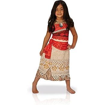 Rubies Disney - I-630511S - Déguisement classique Vaiana - Taille 3 à 4 ans