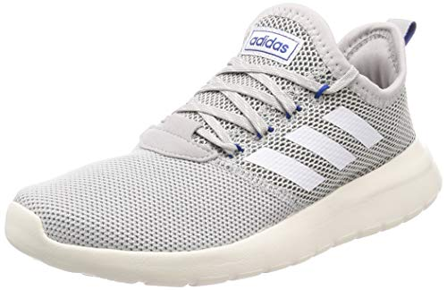 adidas F36645 Lite Racer RBN Herren Sneaker Textil Ortholite Float-Einlegesohle, Groesse 40, grau