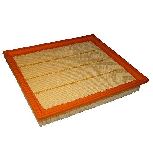 Flachfaltenfilter passend für Nilfisk Alto 61605, SQ 850-11, Papier, Staubklasse L -
