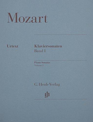 Preisvergleich Produktbild MOZART - Sonatas Completas 1º para Piano (Urtext)