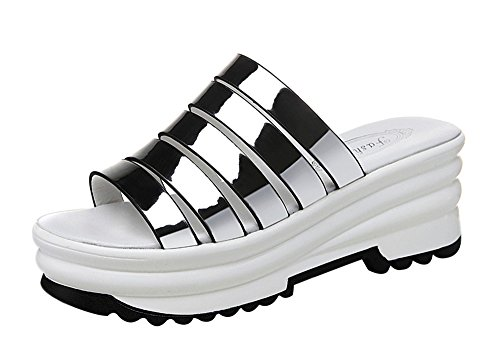 fq-real-balck-friday-womens-summer-trendy-stripes-platform-glaized-pu-slippers-55-uksilver