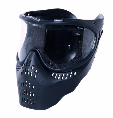 JT Softair Maske Tactical Airsoft, schwarz, 203507 des Herstellers JT