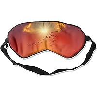 Sunset Clouds And Tree Sleep Eyes Masks - Comfortable Sleeping Mask Eye Cover For Travelling Night Noon Nap Mediation... preisvergleich bei billige-tabletten.eu