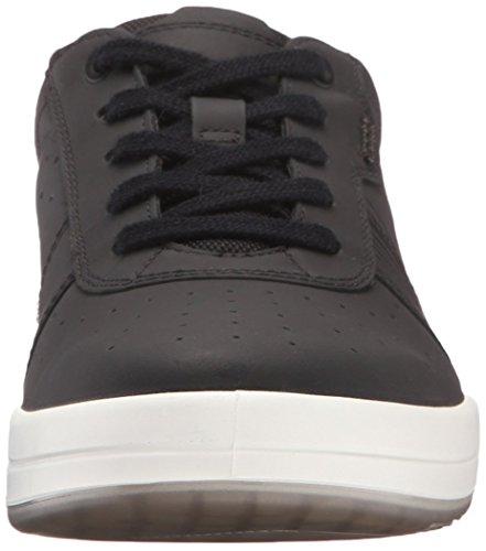 Ecco Jack, Baskets Basses Homme Noir (BLACK11001)