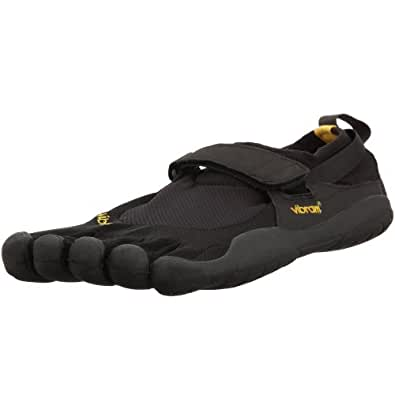 vibram fivefingers kso m145 herren sportschuhe fitness schwarz 40 eu schuhe. Black Bedroom Furniture Sets. Home Design Ideas