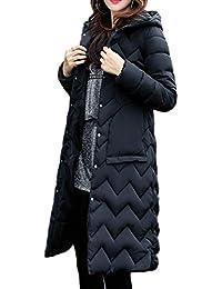 Parka Damen Winter Packbar Ultraleichte Lang Daunenmantel Apparel Mit Kapuze  Langarm Mode Elegante Verdicken Warme Outdoor d6efd64e04