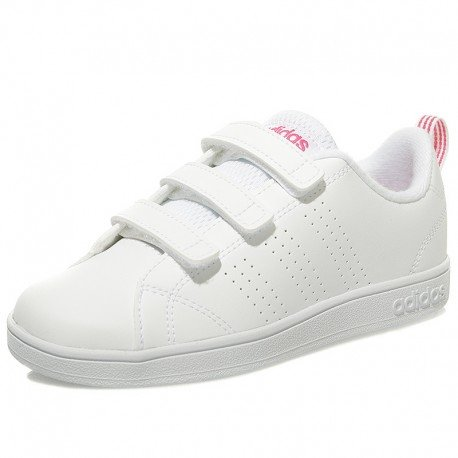 Adidas Vs ADV Cl CMF C, Chaussures de Fitness Mixte Enfant