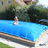 Aufblasbare Abdeckung Rechteck 650 x 350 cm für Pool und Schwimmbad