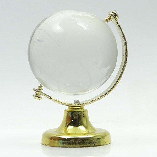 verre-cristal-mini-mondiale-globe-givre-papier-poids-tableau-de-collection-decor