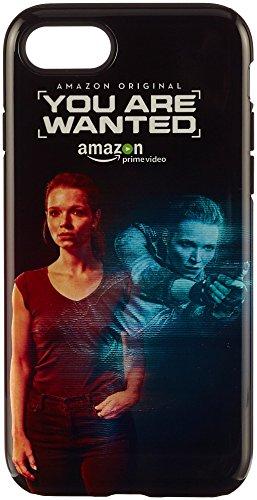 Preisvergleich Produktbild You Are Wanted iPhone 7 Hülle Schwarz Karoline Herfurth - Lena