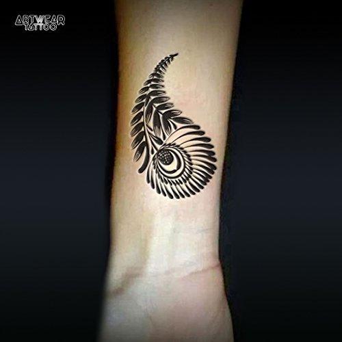 temporare-tatowierung-temporary-tattoo-black-feathers-artwear-tattoo-beauty-b0198-m