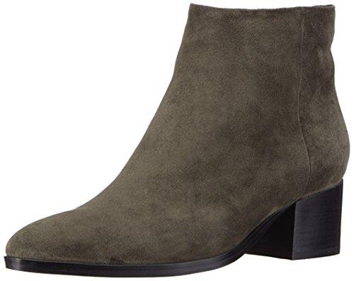 Giudecca JY1502-1 Damen Kurzschaft Stiefel Grau (AC7 D grey)