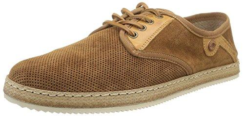 nobrand. NoBrandDa Zapatos con forro cálido Hombre , Marrón (Marron ( Marron (Cognac)