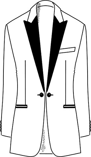 Wilvorst - Smoking - Uni - Homme noir Schwarz Schwarz