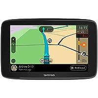 TomTom Navigationsgerät GO Basic (6 Zoll, Stauvermeidung dank TomTom Traffic, Karten-Updates Europa, Updates über WiFi)