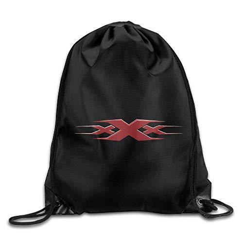 shuangshao liu XXx Return Of Xander Cage Sport Backpack Drawstring Print Tasche
