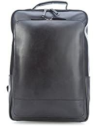 Jost Narvik Business Backpack leather 45 cm notebook compartment