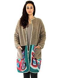 new products a1a55 c9f9a Amazon.it: MANILA GRACE - Giacche e cappotti / Donna ...