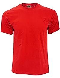 Fruit Of The Loom - Camiseta Básica de manga corta de calidad diseño  Original hombre caballero 6b1f3a578b5