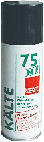 Preisvergleich Produktbild CRC Kontakt Chemie Kältespray nicht brennbar Kälte 75 NF 30026-DE 200ml