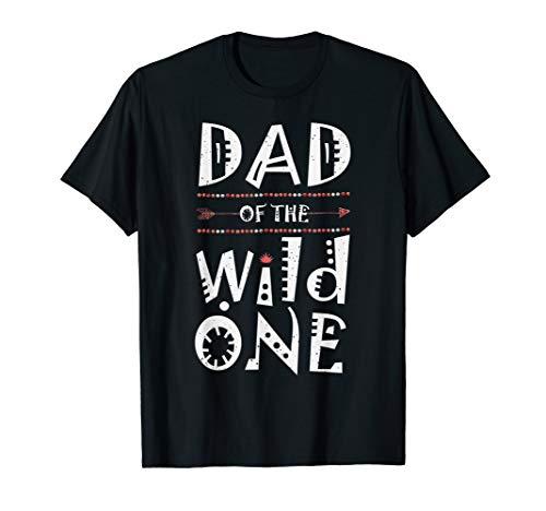 Und Tochter Kostüm Vater - Herren Vater Und Sohn Tochter Partnerlook T-Shirt Indianer Shirt