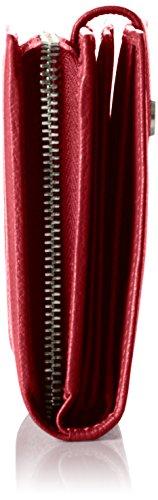 Bogner - Escudo, Portafogli Donna Rosso (Wine)