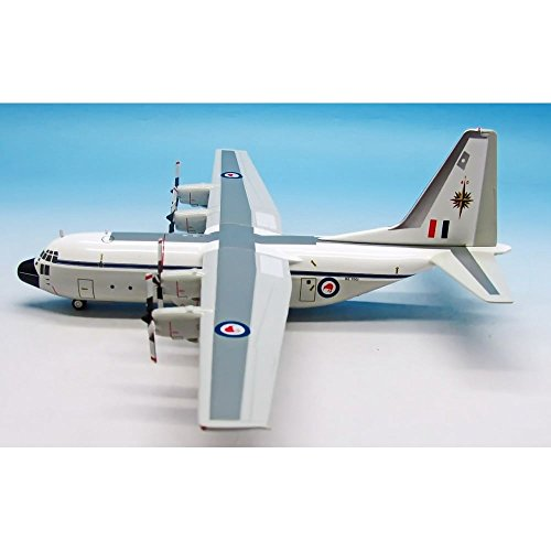 inflight-200-new-zealand-air-force-lc-130r-hercules-nz7001-with-stand-1200-scale