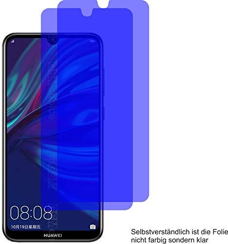 2X ANTIREFLEX matt Schutzfolie für Huawei Enjoy 9 Displayschutzfolie Bildschirmschutzfolie Schutzhülle Displayschutz Displayfolie Folie