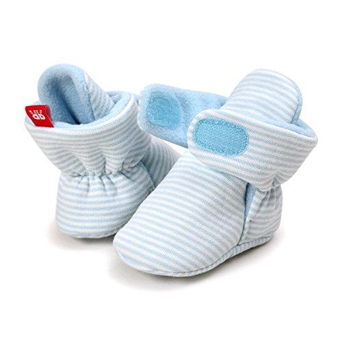Adorel Patucos Zapatillas Invierno Bebé Recién Nacido