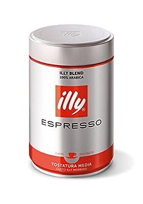 Illy Espresso Ground Coffee