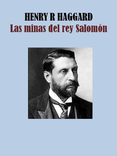 LAS MINAS DEL REY SALOMON por HENRY RIDER HAGGARD