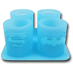 DC Comics Ice Shot Glass Mold