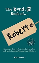 The Random Book of… Robert (English Edition)