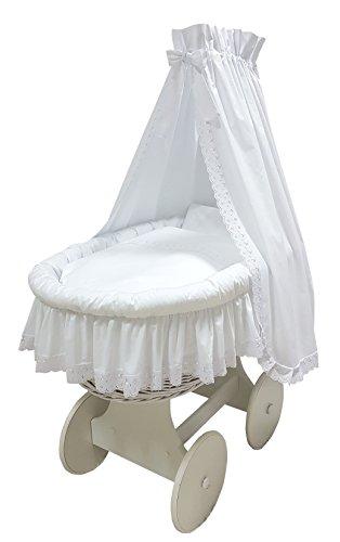 Bébé couverture//oreiller pour couffin berceaux pesage poussette 80x80