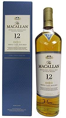 The Macallan 12 Year Old Triple Cask Single Malt Whisky