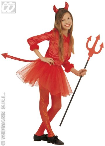 �m für Mädchen (Moderne Teufel Kostüme)