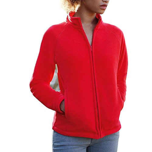 Fruit of the Loom – Lady-Fit Fleecejacke