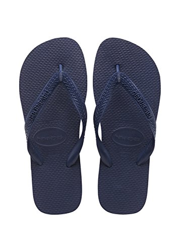 Havaianas - 4000029 - Top - Tongs - Mixte Adulte - Bleu (Navy Blue 0555) - 39/40 EU (37/38 Brazilian)