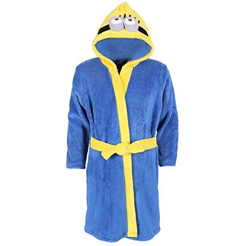 MINIONS - Robe de chambre - Garçon - bleu -