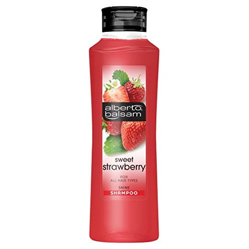 Alberto Balsam Strawberry Shampoo 350Ml